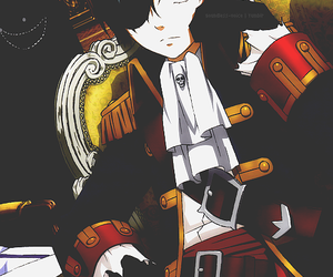 anime, black buttler, and kuroshitsuji image
