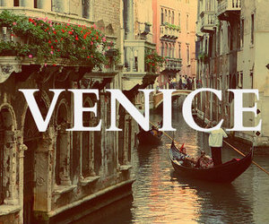 venice, italy, and Dream image