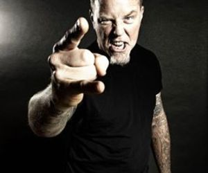 James Hetfield and metallica image