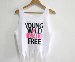 fashion, wild, and young image