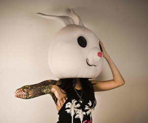 bunny and Tattoos image