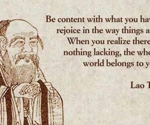happyness, lao tzu, and life image