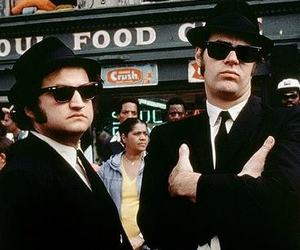 blues brothers, comedy, and funny image