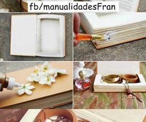 book, cool, and handmade image