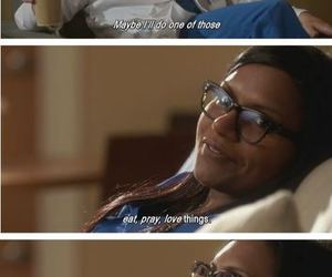 funny, tv, and mindy kaling image