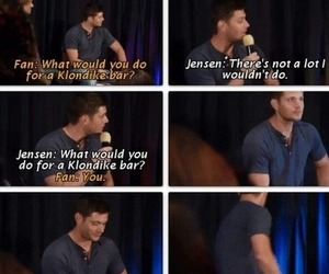 fit, Jensen Ackles, and true image