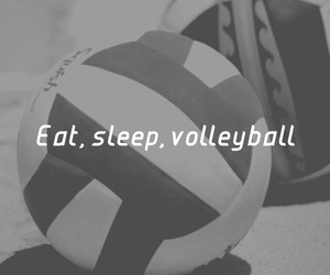 ball, black, and eat image