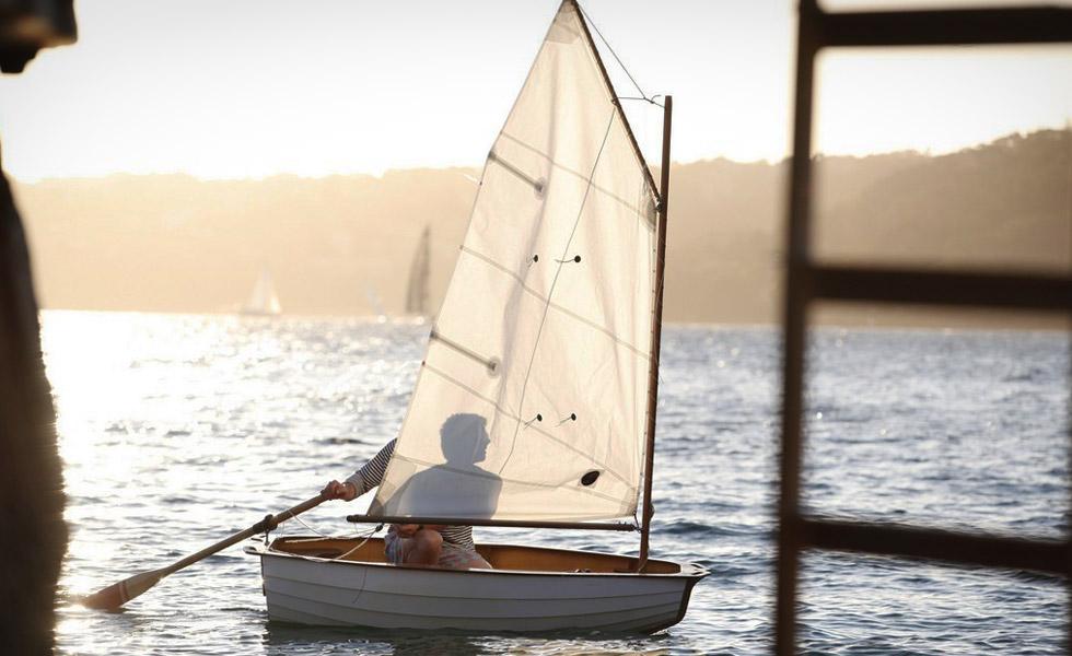 sea, beautiful, and boat image