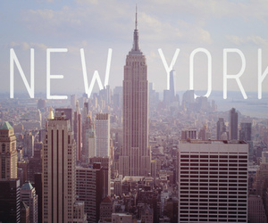 Dream, new york, and cute image