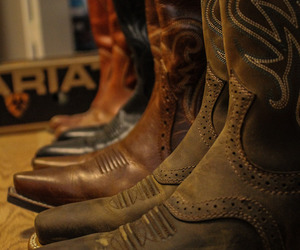 country, country boy, and cowboy boots image