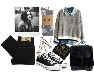 clothes, effy stonem, and outfit image