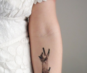 tattoo and fox image
