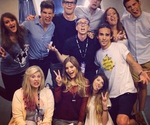 youtubers, zoella, and joey graceffa image