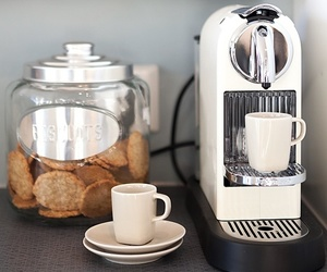 coffee, biscuits, and breakfast image