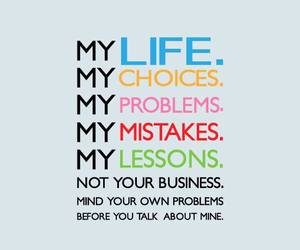 life, mistakes, and choice image
