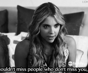 quote, pll, and pretty little liars image