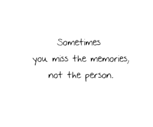 black and white, memories, and quote image