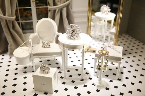 dior, jewelry, and fashion image