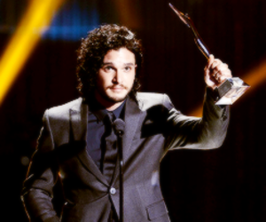 game of thrones and kit harington image