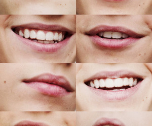 justin bieber, smile, and lips image