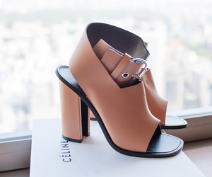 shoes, celine, and heels image