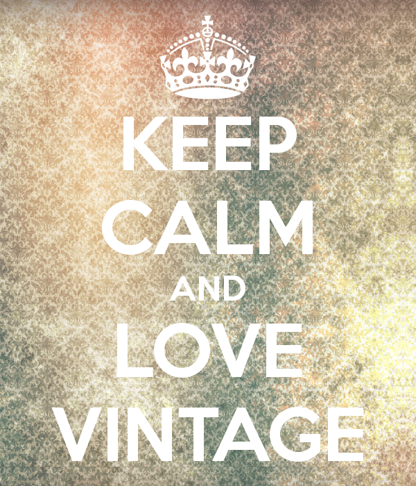 Vintage Love Wallpaper Shared By Cory Forever ϟ
