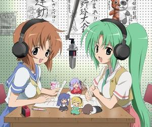 higurashi no naku koro ni and anime image