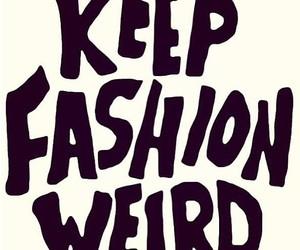 fashion and weird image