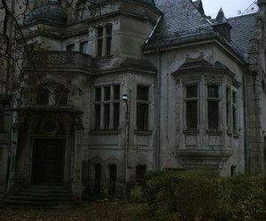 house, dark, and grunge image