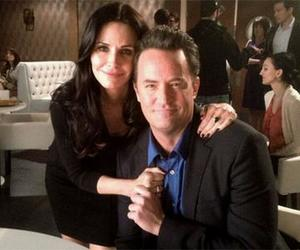 beautiful, couple, and Courteney Cox image
