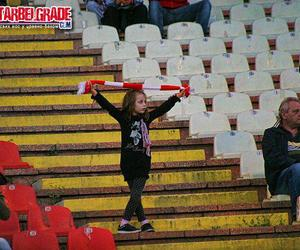 football, red star belgrade, and delije sever image