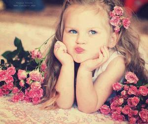 adorable, baby girl, and baby image