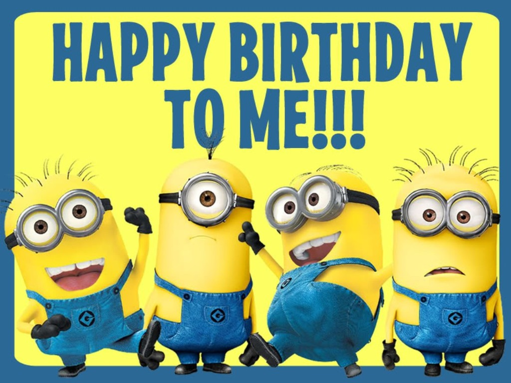 Image result for happy birthday to me