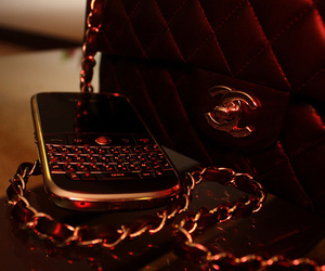 blackberry and chanel image