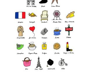 paris, Dream, and france image