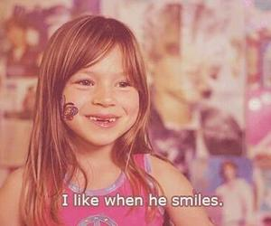 smile, justin bieber, and never say never image