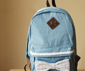 backpack and cute image