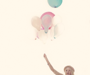 balloons, cute, and beautiful image