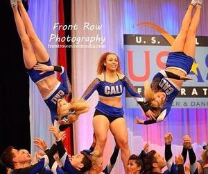 cali, cheerleader, and smoed image