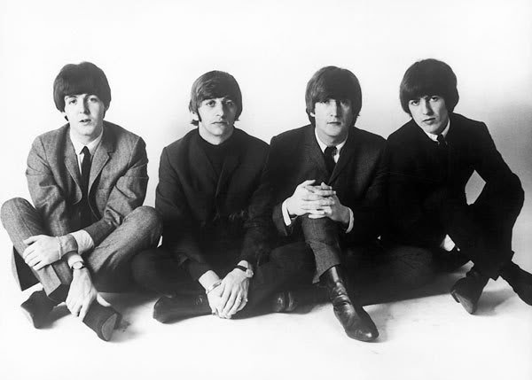 Love in black and white the beatles the fool on the hill