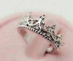 ring, crown, and princess image