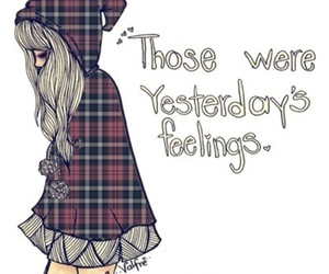 girl, valfre, and feelings image