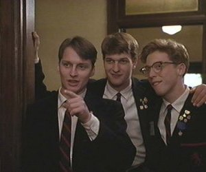 dead poets society, josh charles, and charlie dalton image