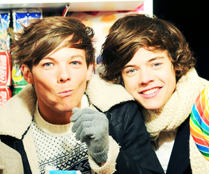 ♥, louis tomlinson, and larry image