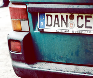 dance and car image