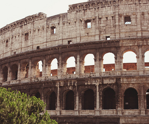 ancient, beautiful, and colosseum image