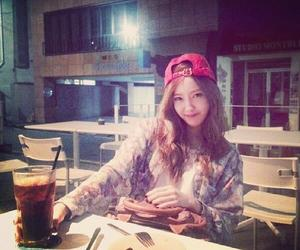 restaurant, hyomin, and hyomstagram image