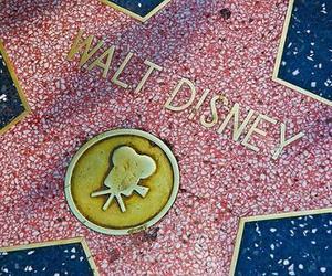 disney, stars, and walt disney image