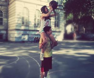 Basketball, a, and boyfriend image
