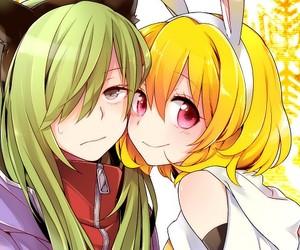 anime, kido, and kagerou project image